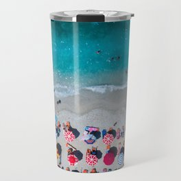 Albanian beach #society6 #buyart Travel Mug