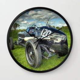 GN Instone Special  Vintage Racing Car Wall Clock