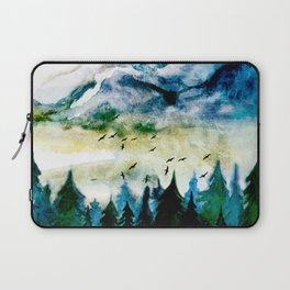 Mountain Landscape Laptop Sleeve