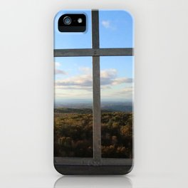 Grafton Fire Tower View iPhone Case