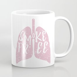 Smoke Free Coffee Mug