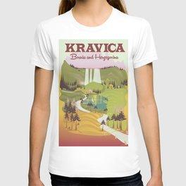 Kravica Waterfalls T-shirt