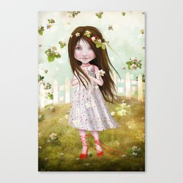 Annalise Lane Canvas Print