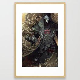 Reaper Framed Art Print