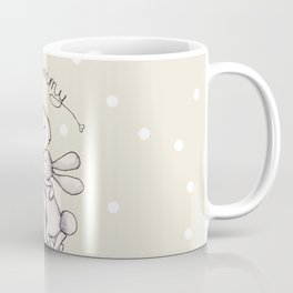 CUTE mother hug Coffee Mug