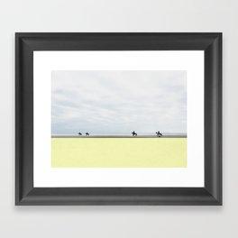 Equus III Framed Art Print