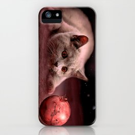 Mouse on Mars iPhone Case
