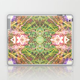 Faerie Fire Tracers Laptop & iPad Skin
