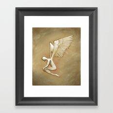 Birth of an Angel Framed Art Print