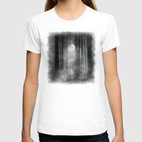 justin timberlake T-shirts featuring Dark by Viviana Gonzalez