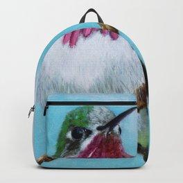 Hummingbird Watch Backpack