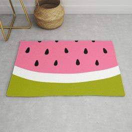 Cute Watermelon Rug