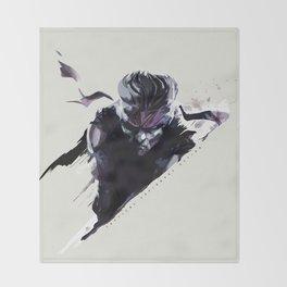 Metal Gear Throw Blanket