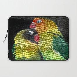 Love Parrots Creative Design Laptop Sleeve