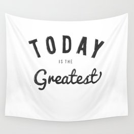 Today Wall Tapestry