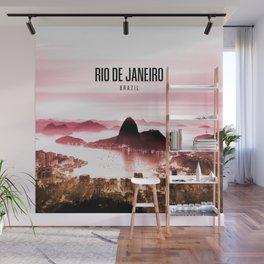 Rio De Janeiro Wallpaper Wall Mural