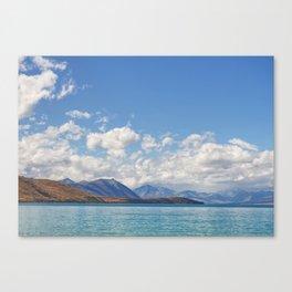 Lake Tekapo 2 Canvas Print