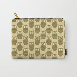 Dermot Owl Carry-All Pouch