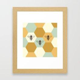 Beehive Framed Art Print
