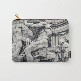 Fontana dei Quattro Fiumi, Piazza Navona, Rome, Italy Carry-All Pouch