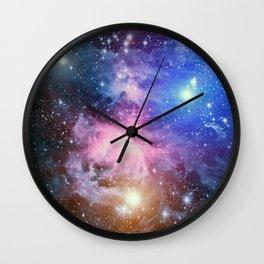 Great Orion Nebula Wall Clock