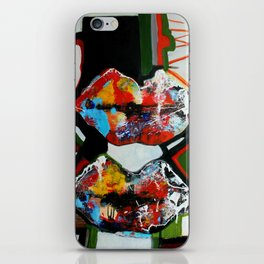 Boca Stone II iPhone Skin