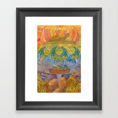 Covenant Framed Art Print