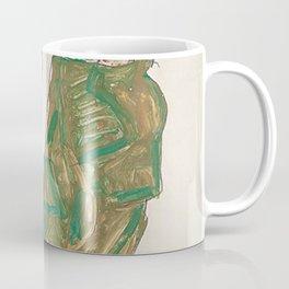 Egon Schiele Devotion Coffee Mug