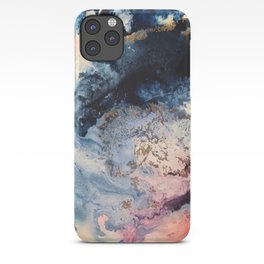 Rage - Alcohol Ink Painting iPhone Case