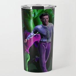 Bruce's Alter Ego Travel Mug