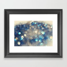 Make it Shine Framed Art Print
