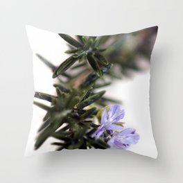 Rosemary Throw Pillow