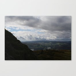 Windermere. Canvas Print