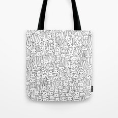 Buns Buns Buns Tote Bag