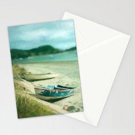 Mangawhai Boats Stationery Cards