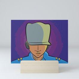 Electric Griot: Icon Mini Art Print
