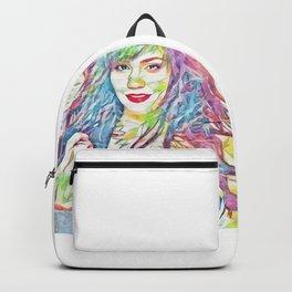 Catherine McPhee (Creative Illustration Art) Backpack