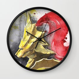 Ornstein Wall Clock