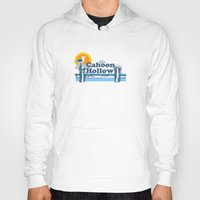 cape cod Hoodies featuring Cahoon Hollow, Cape Cod by America Roadside