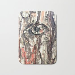 The Trees Are Watching Bath Mat