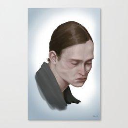 Antiviral A Canvas Print