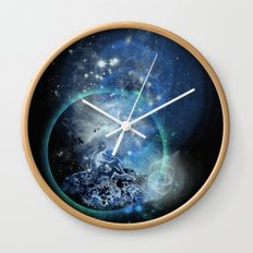 a room with view Wall Clock