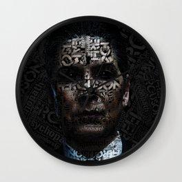 Joan Ferguson  I am to scare... Wall Clock