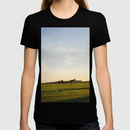 Midwest Fields Sunrise T-shirt