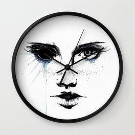 Awake - Face No.1 Wall Clock