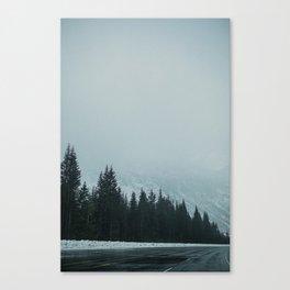 Cascading Calls Canvas Print