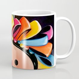 MEXICAN MARIA DOLL*** Coffee Mug