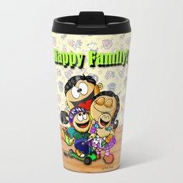 Happy Family! Travel Mug
