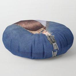 surreal and weird -100- Floor Pillow