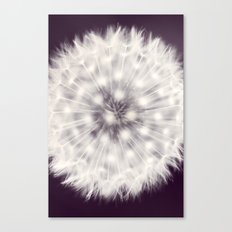 A Delicate Tethering Canvas Print